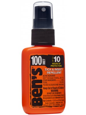 Ben's-100®  Tick & Insect Repellent 1.25oz Pump